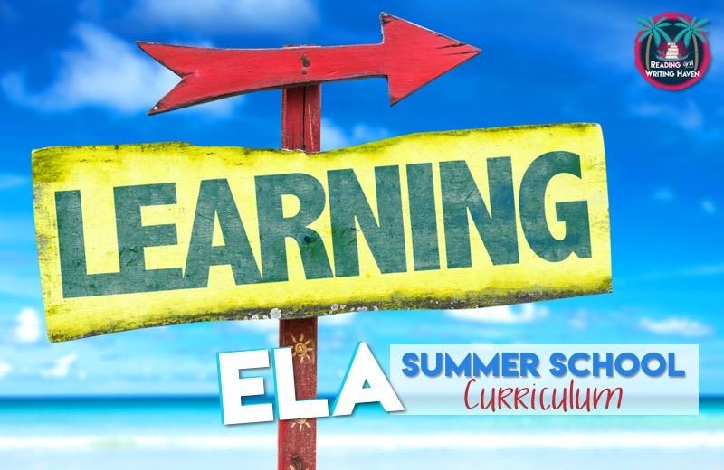 Teaching Summer School? Here's How to Design an Effective Curriculum