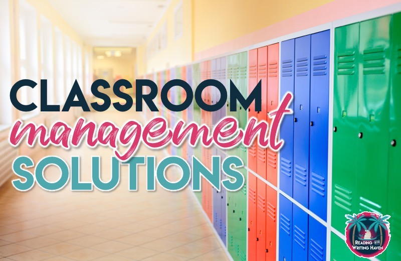 5 Common Classroom Management Issues In High School Reading And