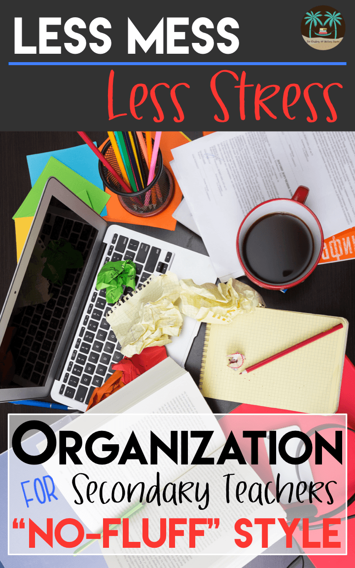 Classroom organization tips that are practical and easy to implement #ClassroomOrganization #TeacherHacks