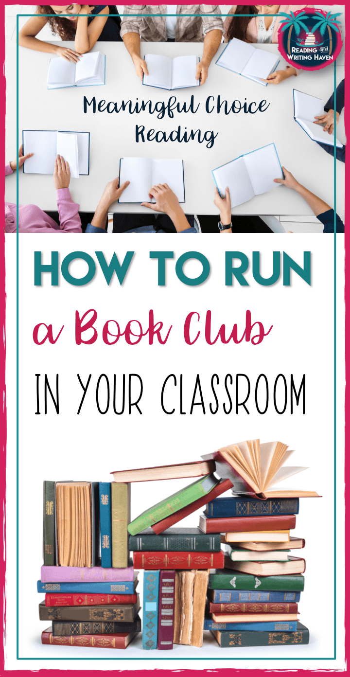 Teaching reading in middle and high school can be challenging. By using book clubs as a form of choice reading, teachers can increase engagement, relevancy, and readership among their ELA students. In this post, read about why book club matters.