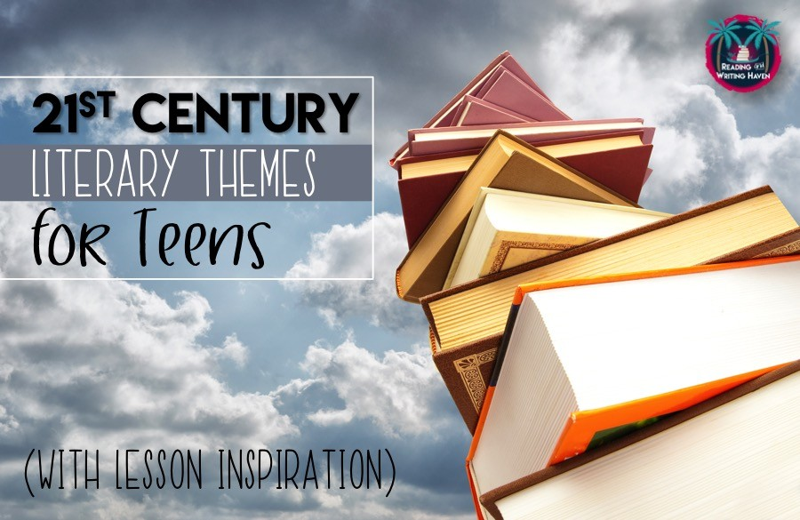 more literary themes and relevant lessons teens will love reading