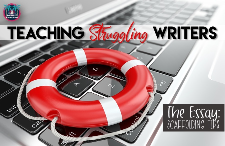 Scaffolding The Multipleparagraph Essay For Struggling Writers  Teaching Struggling Writers Can Be Difficult At Any Age But Especially In High  School