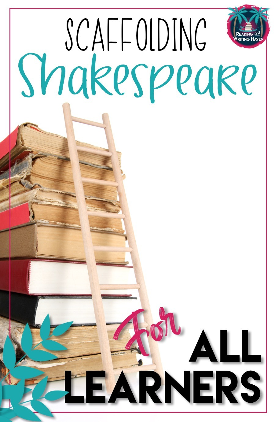Do you teach Shakespeare? It's difficult to scaffold the text for various learners, but not impossible. Read about different options to support all learners in this post from Reading and Writing Haven.