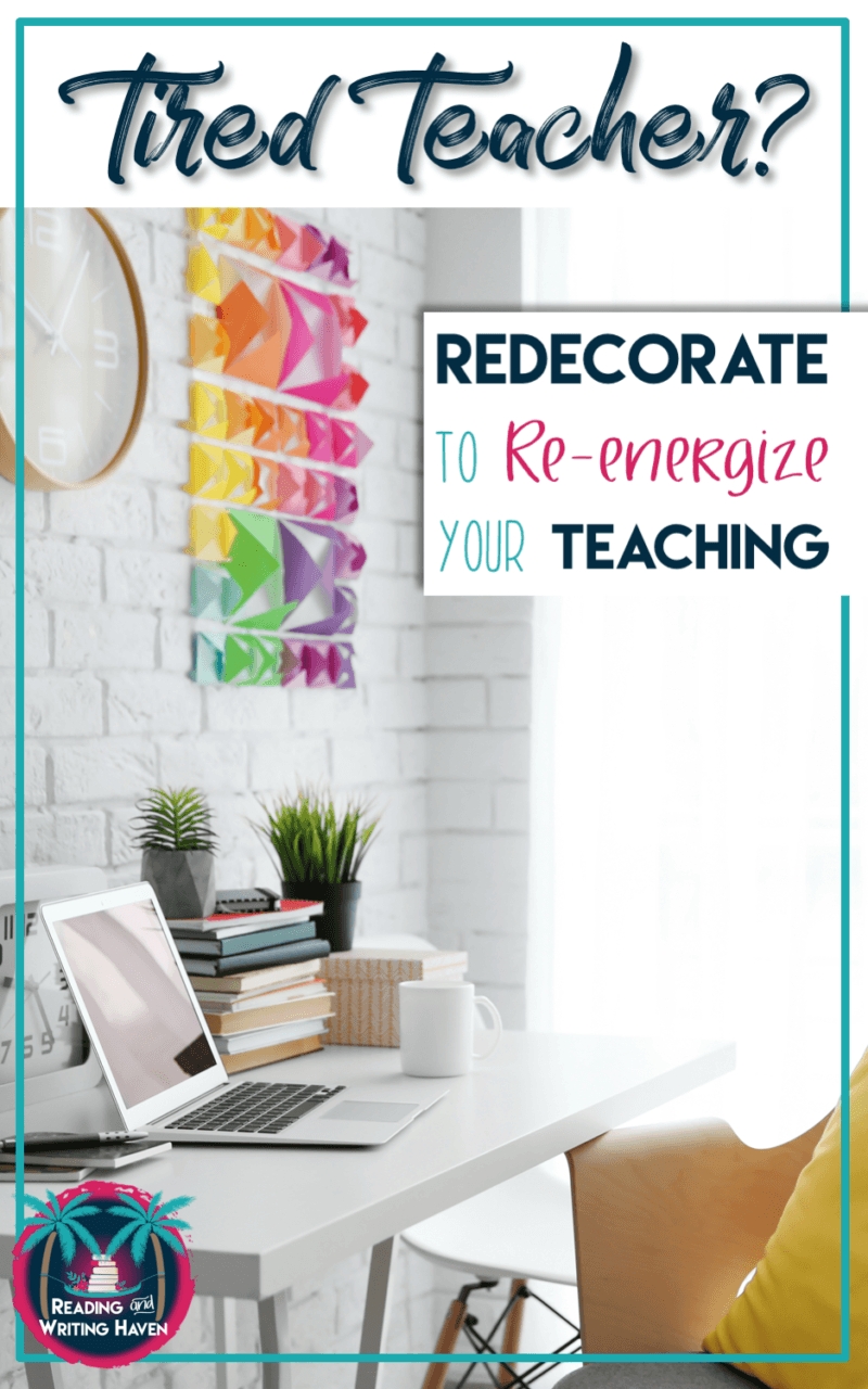 Have you lost your zip? zeal? teaching mojo? It's easy to lose steam part of the way through a long year. In this post, read about how tired teachers can become reenergized with mid-year classroom decorations.