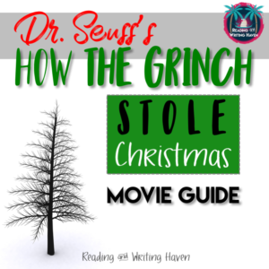 Be prepared for the craziness of the holiday season with this How the Grinch Stole Christmas movie guide.