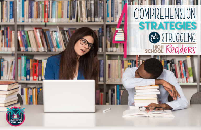 Important Reading Strategies For Struggling Readers In High School