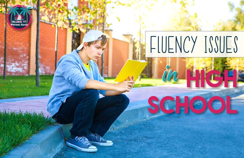 Improving Reading Fluency in High School   Reading and