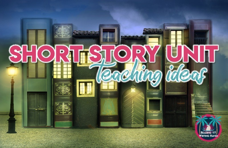 short story unit project ideas