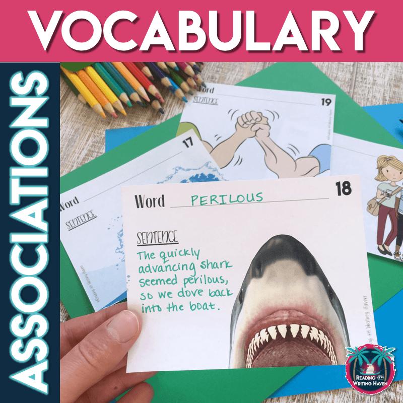 vocabulary picture associations #highschoolteacher #middleschoolteacher