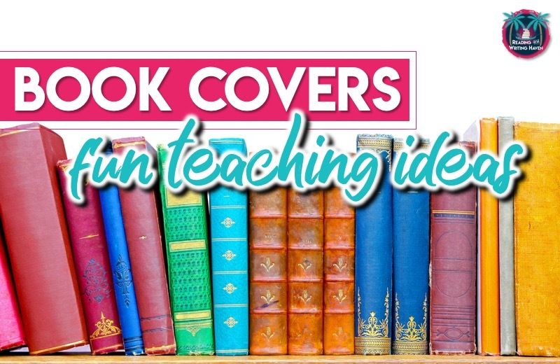 Fun Book Cover Lessons | Reading and Writing Haven