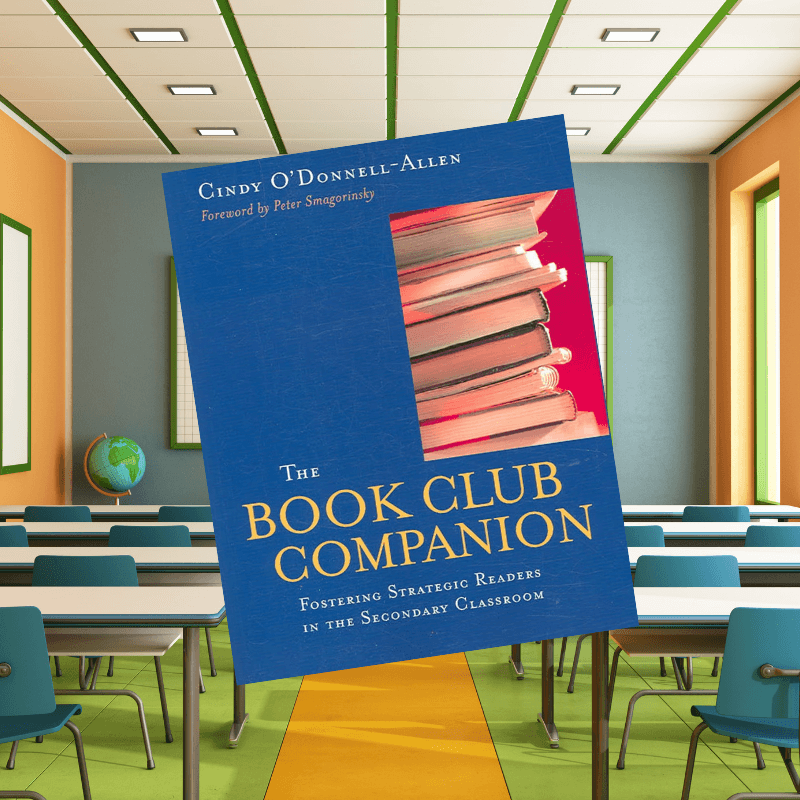 Need ideas for classroom book clubs? Try the Book Club Companion. #ClassroomBookClubs #HighSchoolELA