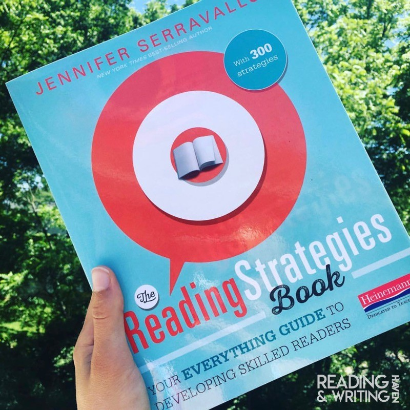 The Reading Strategies Book is one of the best books for English teachers #PDBooks #EnglishTeachers
