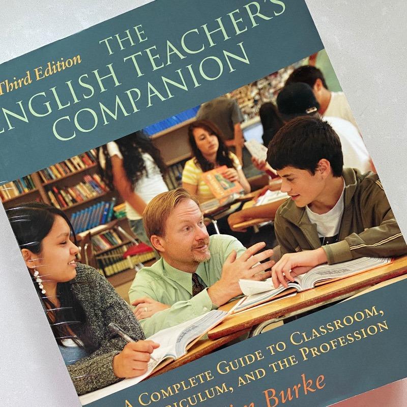 ELA PD Books: The English Teacher's Companion