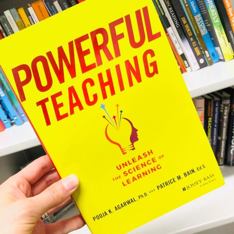 Best Teacher PD Books: Powerful Teaching