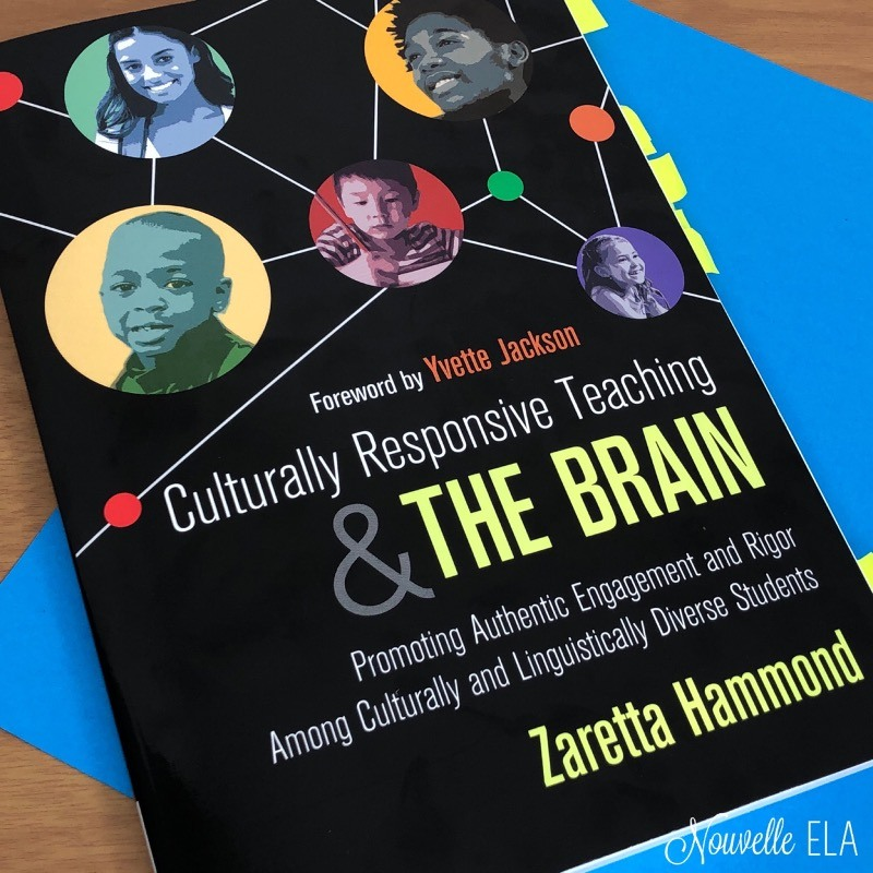 PD Books: Culturally Responsive Teaching and the Brain