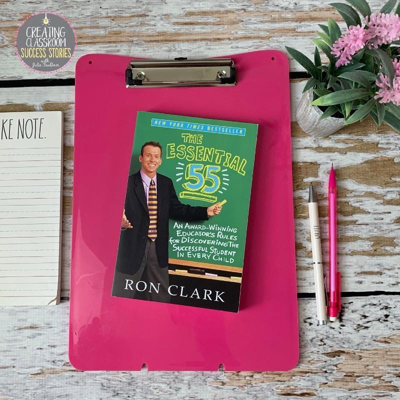 Teacher PD Books: The Essential 55