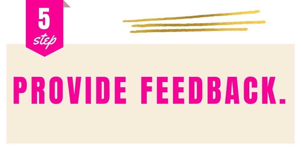 Providing feedback with online learning #OnlineLearning #MiddleSchoolELA #HighSchoolTeachers