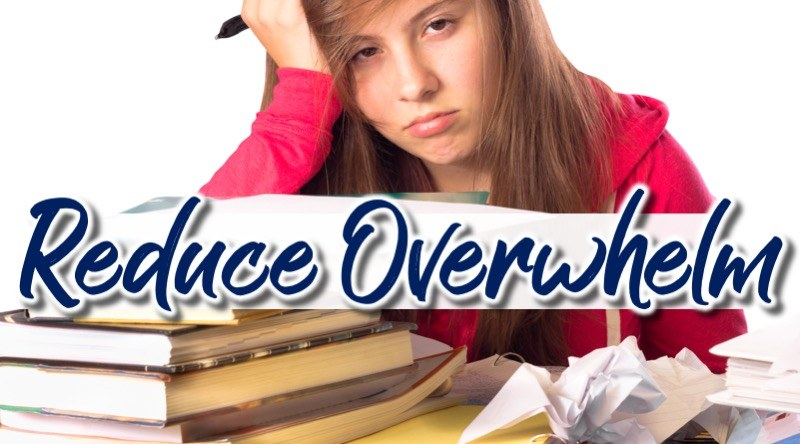 Reduce overwhelm and help struggling writers with this one important strategy #TeachingWriting #MiddleSchoolELA #HighSchoolELA