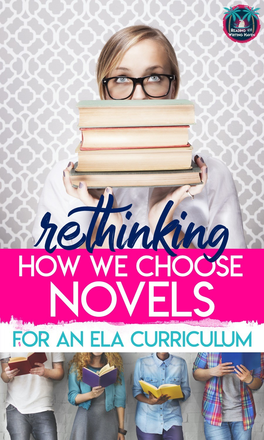 3 essential questions to consider when choosing novels for an ELA curriculum #ELACurriculum #ELANovels #MiddleSchoolELA #HighSchoolELA