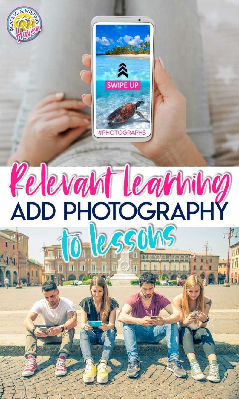 7 ways to engage students in relevant learning with photography